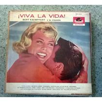 Bert Keamfert Y Su Orquesta Viva La Vida Disco De Vinilo