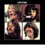 The Beatles - Let It Be Lp Vinilo Importado Nuevo 180grs