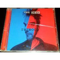 Vicentico (cd) Los Rayos (usa) Muy Buen Estado