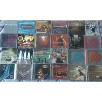 Lote 55 Cd Y Singles Nacionales Importados Rarezas/difusion