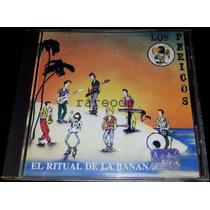 Los Pericos (cd) El Ritual De La Banana (usa) 1era Ed.