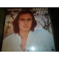 Camilo Sesto - Lp Memorias