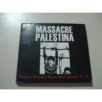 Massacre Palestina - Buenos Aires Sub Atomic Skate Sounds