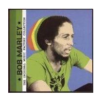 Cd Bob Marley The Original Factory Collection Nuevo Original