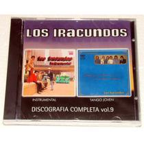 Los Iracundos *instrumental *tango Joven Cd Nuevo Sellado