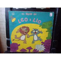 Vinilo Lp El Show De Leo Y Lio - Infantil
