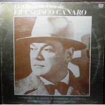 Disco De Vinilo Francisco Canaro El Albun De Oro