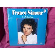 Vinilo Franco Simone En Argentina