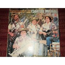 Disco Vinilo Cuarteto Imperial El Nuevo Sonido Del ,nuevo!!!