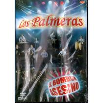 Los Palmeras El Bombon Asesino En Vivo ( Dvd )