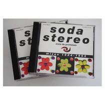 Soda Stereo Zona De Promesas Mixes / 1ra Edición,1993 Nuevo!