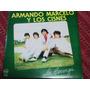 Disco Vinilo De Armando Marcelo Y Los Cisnes La Cerveza