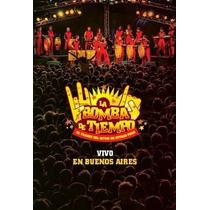 La Bomba De Tiempo Vivo En Buenos Aires Dvd + Cd Ya Disponib