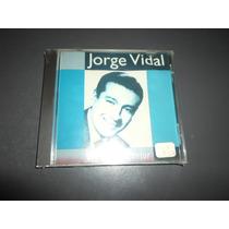 Jorge Vidal - Orgullo De Cantor * Cd Nuevo Cerrado