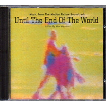 Until The End Of The World - Banda Sonido Film - Cd Usa