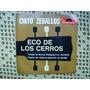 Chito Zeballos / Eco De Los Cerros - Ep De Vinilo Con Tapa