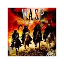 Wasp - Babylon ( Zona Sur ) Nuevo Sellado