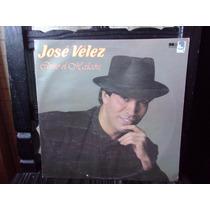 Vinilo Jose Velez Como El Halcon