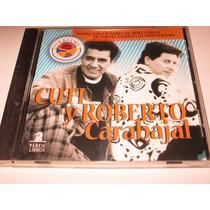 Cd Cuti Y Roberto Carabajal Colección Perfil Libros