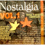 Nostalgia Vol 1 Interpretes Varios Cd Original