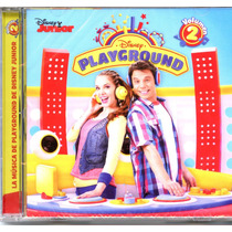 Playground - La Musica De Plaground Vol 2