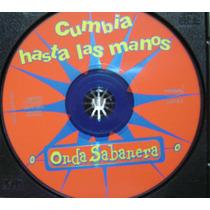 Onda Sabanera-cumbia De Los 90-cd Difusion-joyita