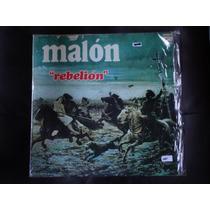 Vinilo Malon Rebelion