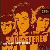 Soda Stereo Obras Cumbres (2cd) S