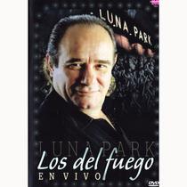Los Del Fuego En Vivo En El Luna Park ( Dvd )