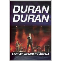 Duran Duran Live At Wembley Arena Dvd Original