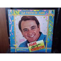 Vinilo Juan Corazon Ramon 29 Exitos Enganchados La Fiesta De