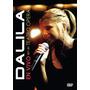 Dalila En Vivo Teatro Opera ( Dvd )