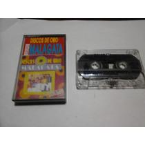 Grupo Malagata Discos De Oro Cassette Nacional