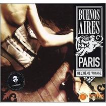 Artistas Varios - Buenos Aires Paris 2 (cd Doble)