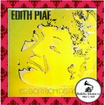 Disco Vinilo Edith Piaf El Gorrión De París Ex (8)