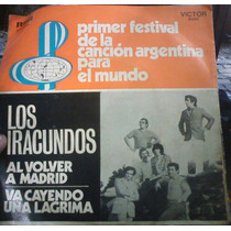 Los Iracundos Simple Con Tapa