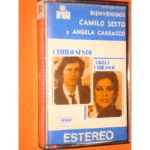 Bienvenidos * Camilo Sesto Y Angela Carrasco *
