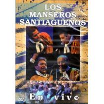 Los Manseros Santiagueños En Vivo ( Dvd)