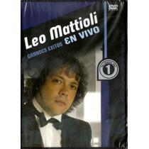 Leo Mattioli - Grandes Exitos En Vivo ( Dvd )