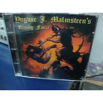 Yngwie Malmsteen - Rising Force - Cd - $99