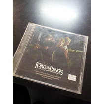 The Lord Of The Rings Cd Soundtrack Enya