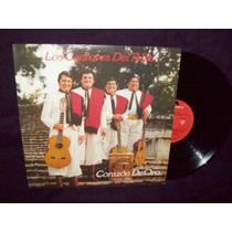 Los Cantores Del Alba Vinilo Lp Corazon De Oro