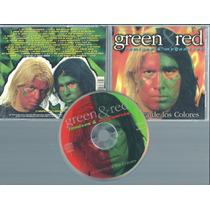 Grupo Green - Grupo Red La Guerra De Los Colores Cd Nuevo