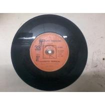 Disco Simple Vinilo Cbs 21622 Cuarteto Imperial Lamento Trop