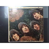 The Beatles - Rubber Soul Vinilo Importado Usa