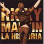 Ricky Martin - La Historia.! Cd Sellado 2001.!!!