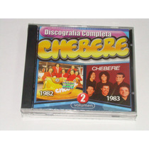 Chebere Discografia Completa Vol 2, Cd Nuevo Sellado