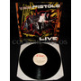 Sex Pistols - The Original Pistols Live Re-edición Uk 1986