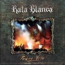 Rata Blanca Poder Vivo Cd Original Promo 5x1