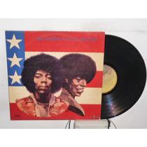 Jimi Hendrix Little Richard Amigos Desde Vinilo Argentino